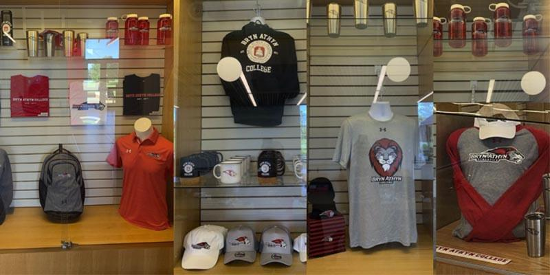 Bryn Athyn College campus store in the College Center