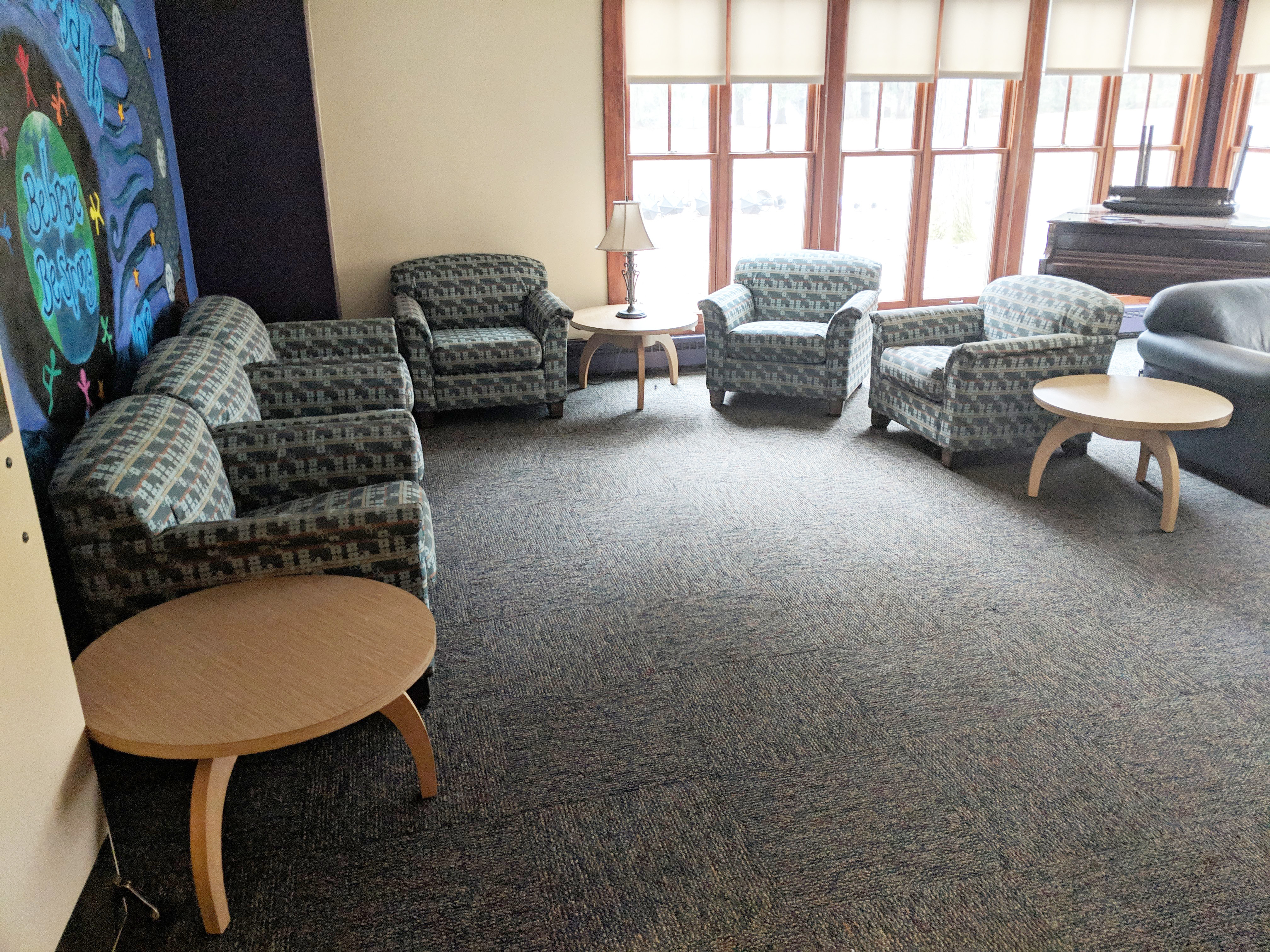 Grant Hall lounge